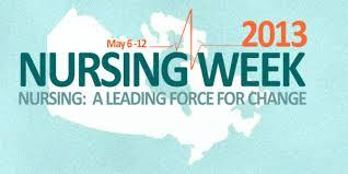 National Nurses Week 2013