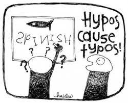 Hypos Cause Typos