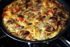 Sausage Fritatta